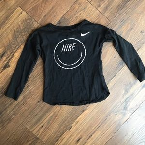 Girls Nike Long-sleeve Shirt size 4-5